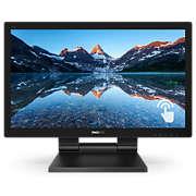 Monitor LCD dengan SmoothTouch