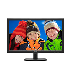 223V5LHSB2/89  LCD monitor with SmartControl Lite