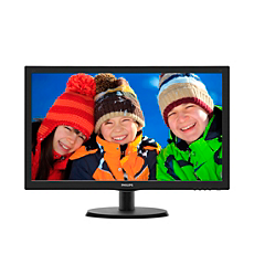 223V5LHSB/01 -    LCD monitor with SmartControl Lite