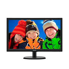 223V5LSB2/01 -    LCD monitor with SmartControl Lite