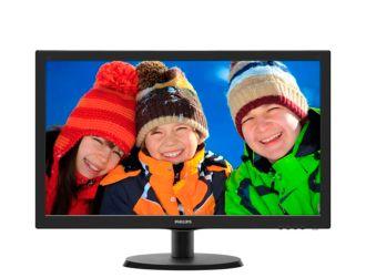 "Philips  LCD monitorius su ""SmartControl Lite"" ""V-Line"" 223V5LSB2/10"