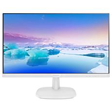 223V7QHAW/89  شاشة LCD بدقة Full HD