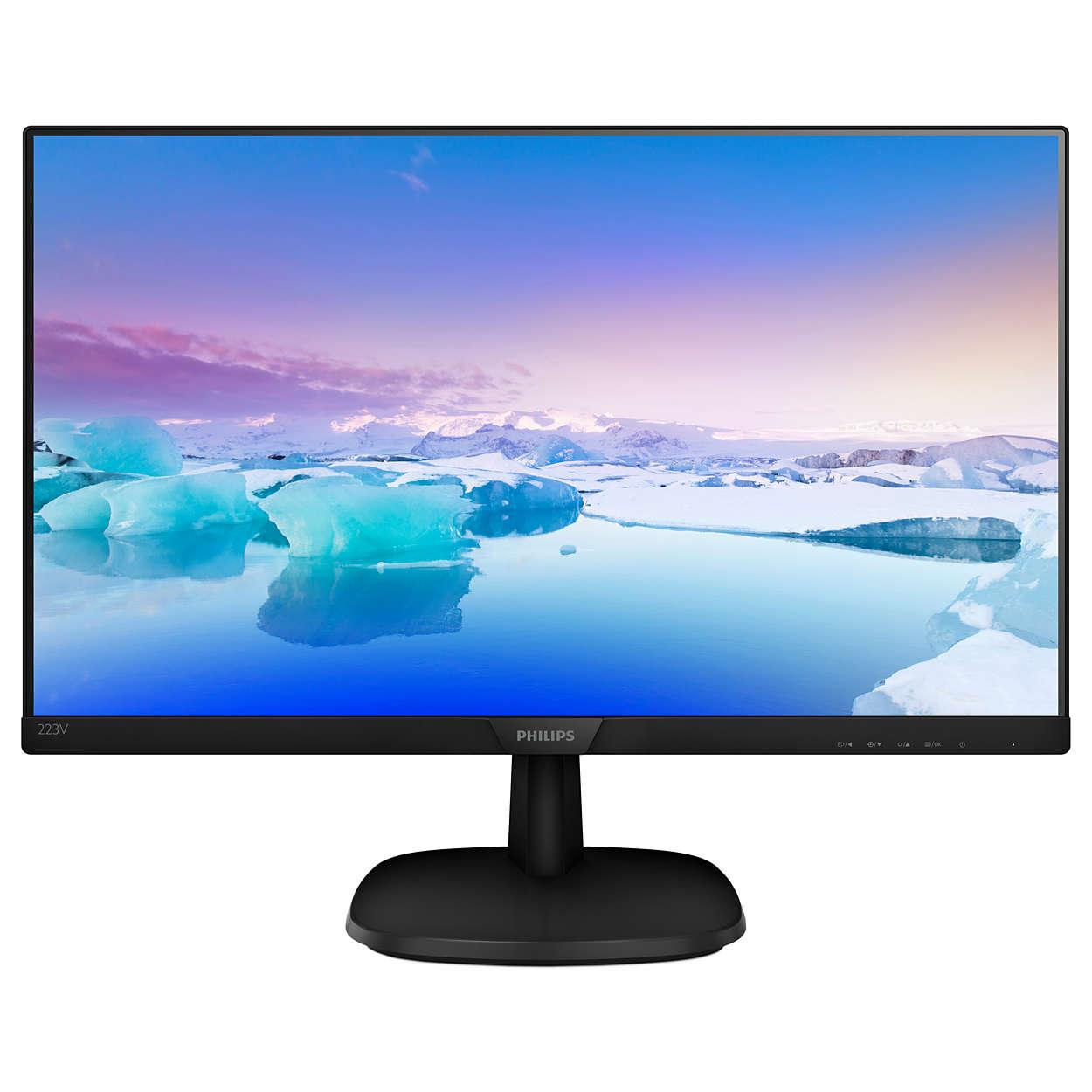 Яркое и четкое изображение на широком экране