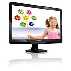 224E2SB/27  LCD monitor with HDMI, Audio, SmartTouch