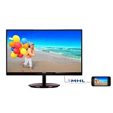 224E5QHSB/00 -    Màn hình LCD với SmartImage lite