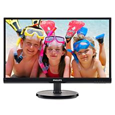 226V6QSB6/01  צגי LCD