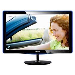 Monitor LED IPS