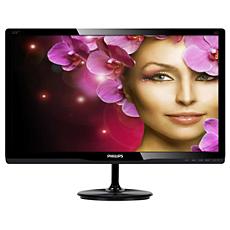 227E4LHAB/00 -    Monitor LCD, retroiluminación LED