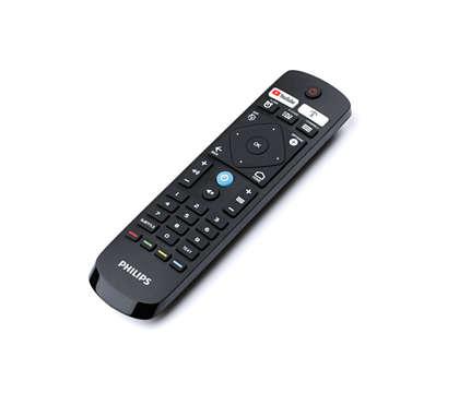 PrimeSuite remote control