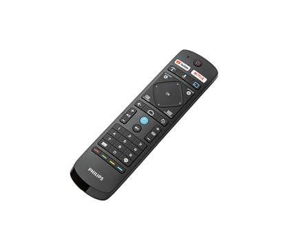 Controle remoto BT MediaSuite