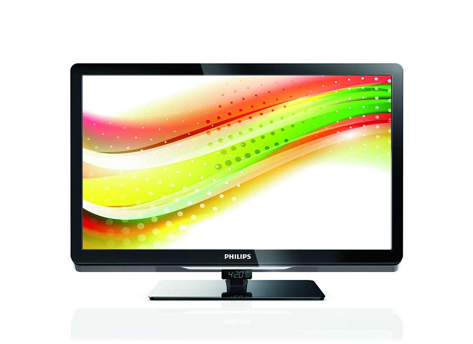 Идеалният телевизор за разширено или интерактивно ползване