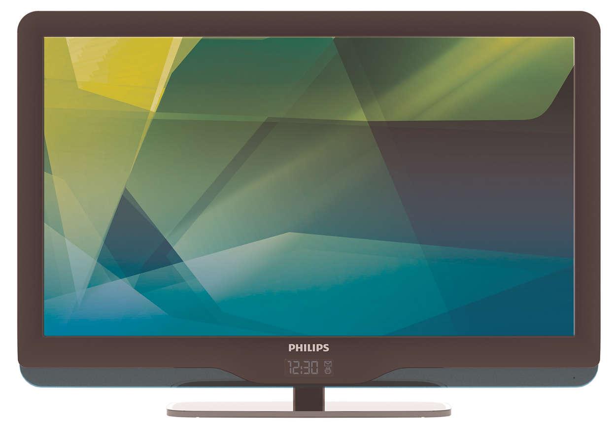Det ideelle TV med førsteklasses funktioner og interaktiv brug