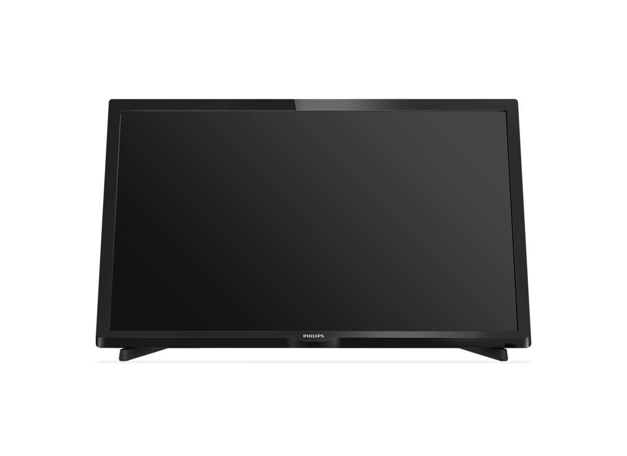 58cda0094d0 Full HD Slim LED TV 22PFH4000/88 | Philips