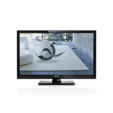 22PFL2908H/12  Ultraflacher Full-HD LED-Fernseher