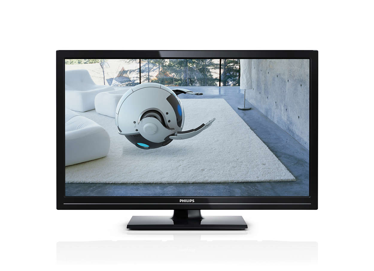 tv led portatile ultra sottile full hd 22pfl2978h 12 philips. Black Bedroom Furniture Sets. Home Design Ideas