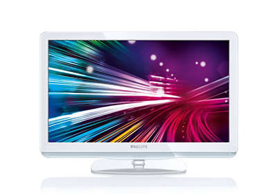Tv Lcd 22pfl3415h 12 Philips # Maison En Ecran Plasma