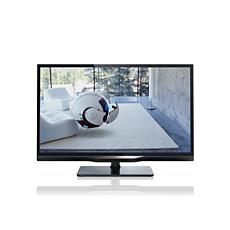 22PFL4008K/12 -    Ultraflacher Full-HD-LED-Fernseher