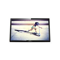 22PFS4022/12  Ultratenký LED televizor Full HD
