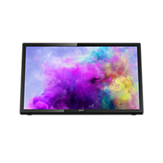 22PFS5303/12  Ultraflacher Full-HD-LED-Fernseher