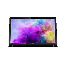 22PFS5403/12  Ultraflacher Full-HD-LED-Fernseher