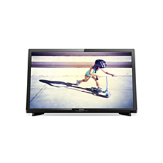 22PFT4232/12  Televisor LED Full HD ultraplano