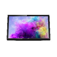 22PFT5303/12 -    Televisor LED Full HD ultra fino