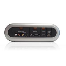22PP1102/10  Připojovací panel