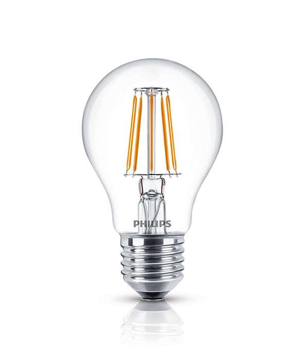 Classic filament LED Lamps