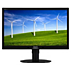 Brilliance LCD monitor, podsvietenie LED