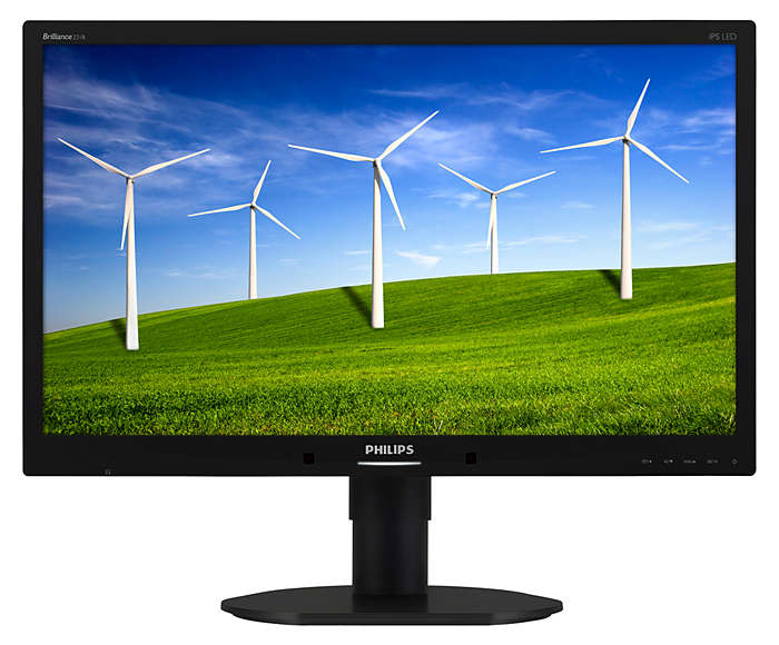 technische daten f r lcd monitor mit led hintergrundbeleuchtung 231b4qpycb 00 philips. Black Bedroom Furniture Sets. Home Design Ideas
