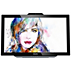 "Brilliance LCD monitorius su ""SmoothTouch"""