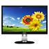 Brilliance IPS LCD monitor, LED backlight