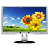 Brilliance IPS LCD monitor, podsvietenie LED