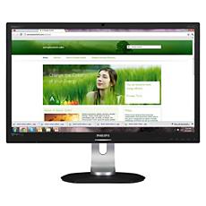 231P4QRYEB/75 -    IPS LCD monitor, LED backlight