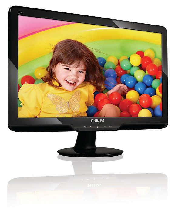 大螢幕顯示器的精彩遊戲體驗