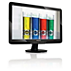 LED monitor with SmartTouch