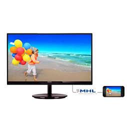Monitor LCD com SmartImage lite