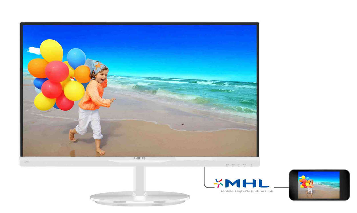 Lebendige Bilder mit AH-IPS-Display