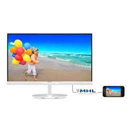 LCD-Monitor mit SmartImageLite