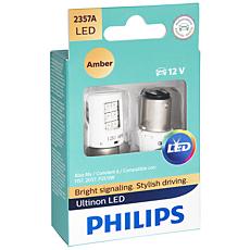 2357AULAX2 Ultinon LED Ampoule pour clignotant de voiture