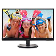 236V6QHAB/00  LCD monitor
