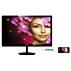 Monitor LCD IPS, backlight LED
