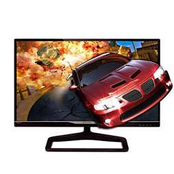 Brilliance Monitor LCD cu SmartImage