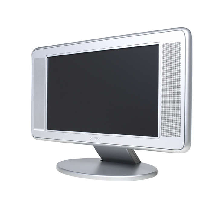 Superior widescreen picture in a stylish design
