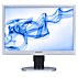 Brilliance LCD монитор с ерг. основа, USB, аудио
