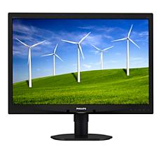 240B4LPYNB/00  Monitor LCD z technologią PowerSensor