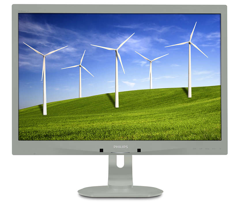 Ympäristöystävällinen EcoDesign-näyttö