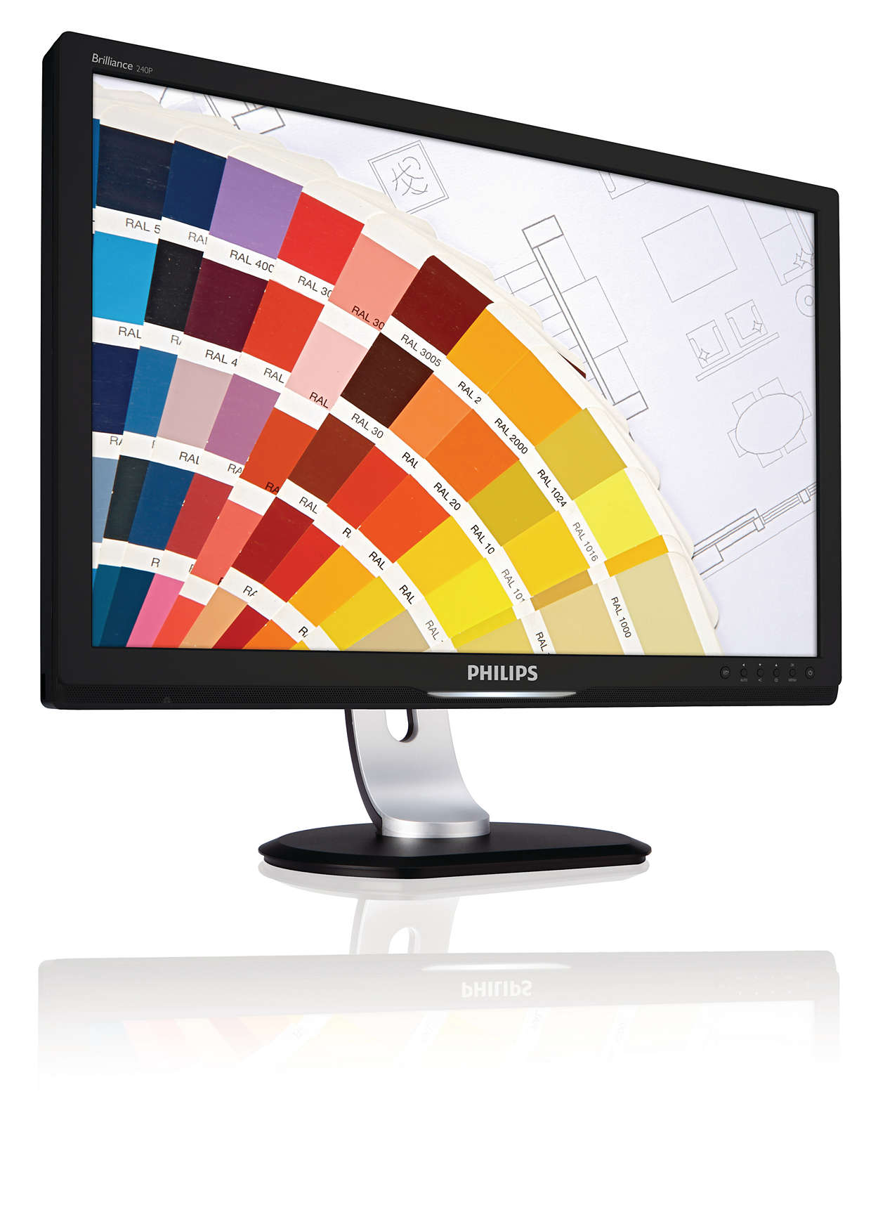 Professional ergonomic display boosts productivity