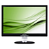 Brilliance 具 Pivot 底座、USB 與音訊線接口的 LCD 顯示器