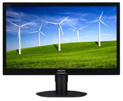 Philips 241B4 LCD Monitor 64 BIT